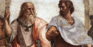 Podcast Brad Rau Music Philosophy Debate: Plato verses Aristotle